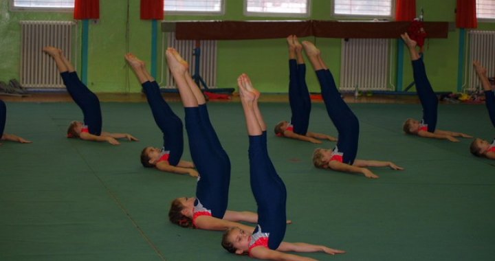 Pohár Teamgym Junior