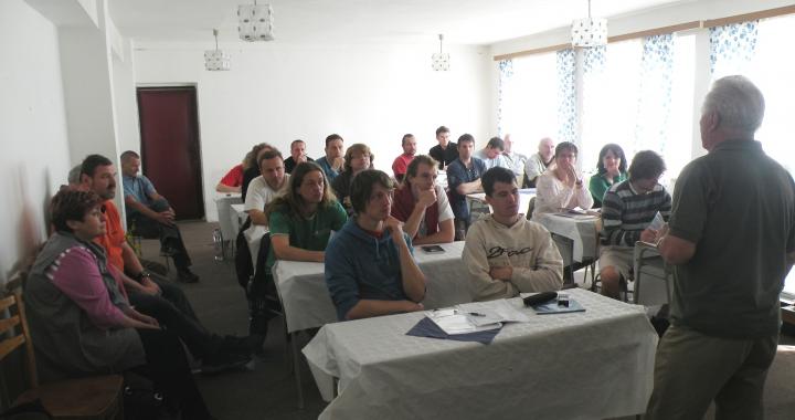 Foto: Kurz DVPP - Instruktor školního fotbalu