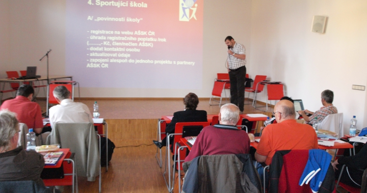 Seminář předsedů OR/KR AŠSK ČR - Brno 2010