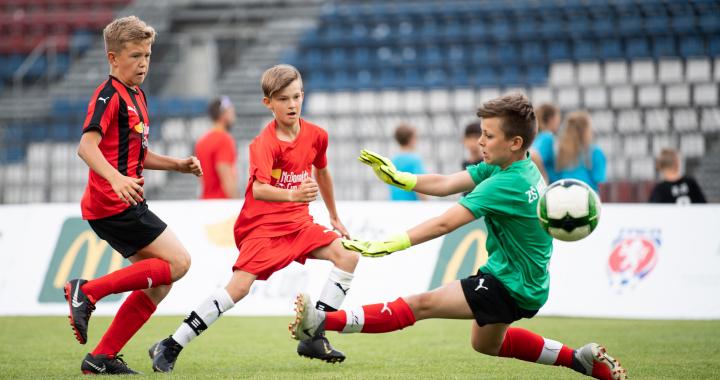 Reportáž: Republikové finále McDonald´s Cupu v Olomouci