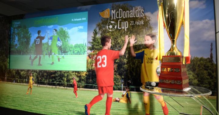 Foto: McDonald's Cup představil novinky pro 23. ročník