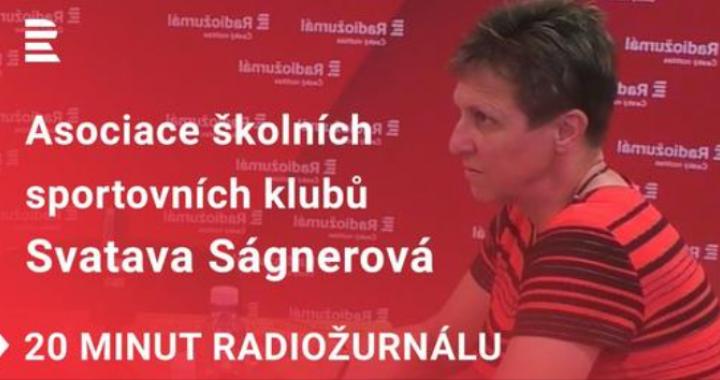 Foto: ČRo Radiožurnál & Svatava Ságnerová o Letních kempech 2021